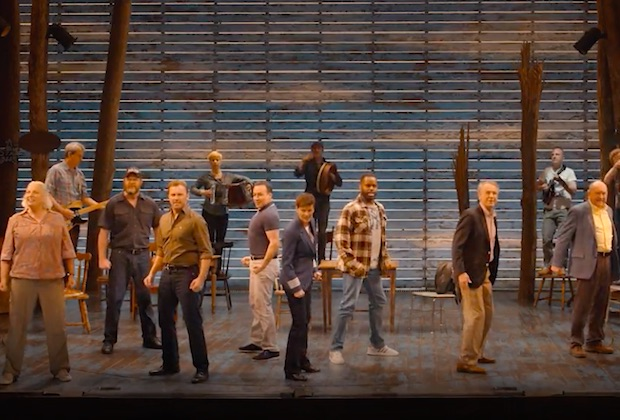 Come From Away: Apple Sets Sept. 10 Premiere for Film of Broadway Musical