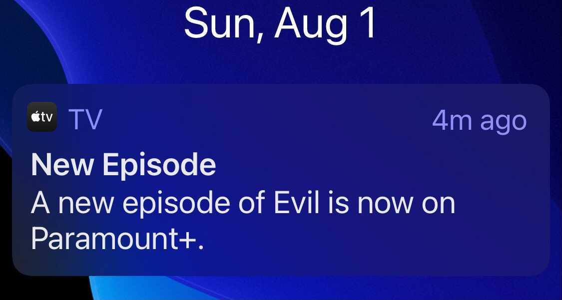 Evil Apple TV