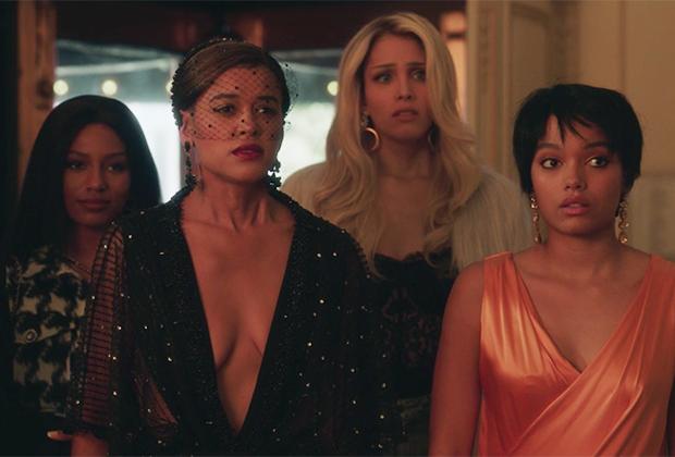 'Gossip Girl' Reboot: Episode 5 Recap: Nelly Yuki Returns On Halloween - TVLine