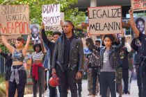 grown-ish Recap: BLM Protests Expose Friendship Fault Lines, White Fragility