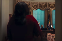 Impeachment: American Crime Story: Monica Lewinsky Has a Gift for the President in First Footage of FX Drama