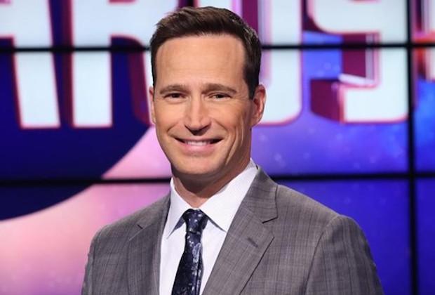 Jeopardy Host Mike Richards