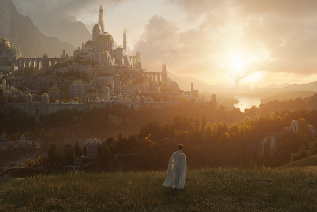 Lord of the Rings TV Series Gets Amazon Premiere Date, First Look