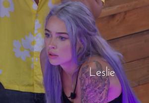 Love Island Leslie