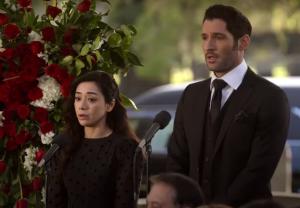 Lucifer Dan Funeral