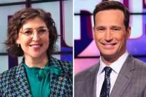 Jeopardy! Twist: Mayim Bialik to 'Split' Hosting Duties With EP Mike Richards