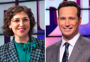 Mayim Bialik and Mike Richards Hosting 'Jeopardy!'