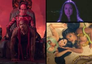 MTV VMAs 2021 Nominations