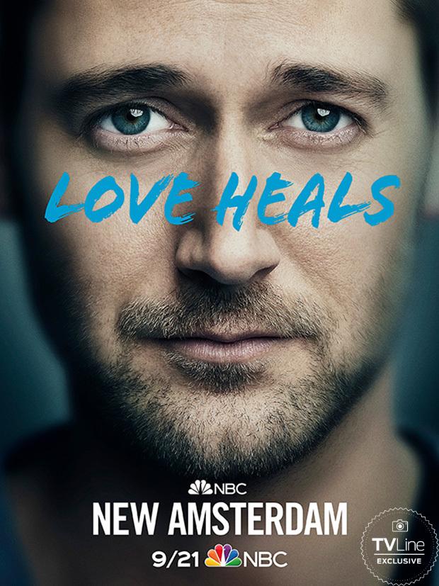 New Amsterdam Season 4 Poster