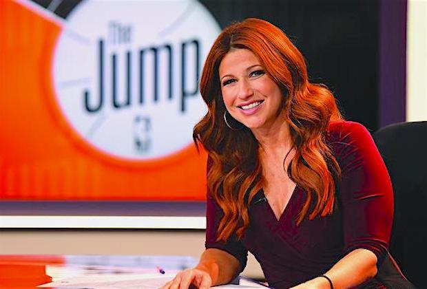 Rachel Nichols ESPN The Jump