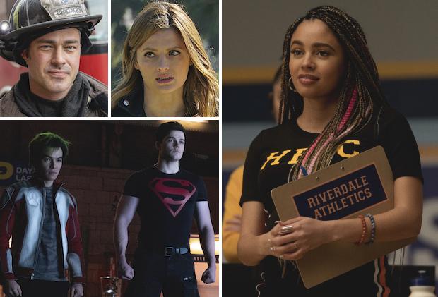 Matt's Inside Line: Scoop on Riverdale, #OneChicago, SEAL Team, Titans, Stargirl, Lucifer, Good Trouble and More!