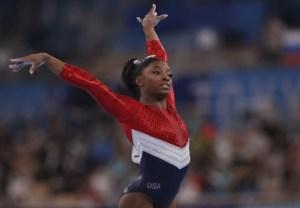 Simone Biles Withdraws Balance Beam FInal