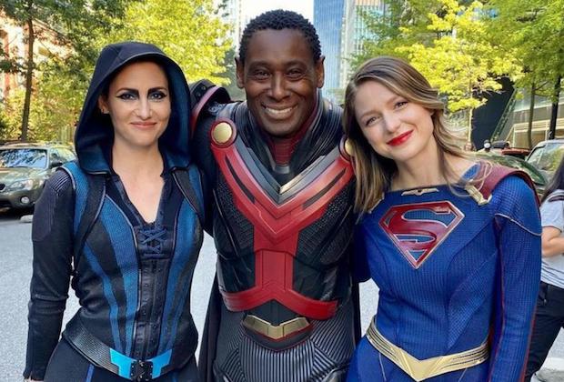 Supergirl Series Finale