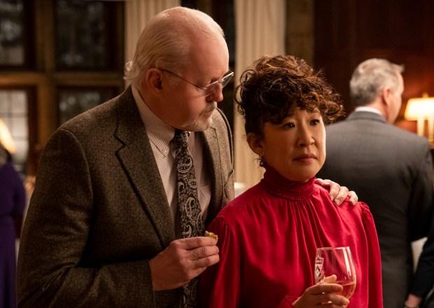 The Chair Episode 2 Netflix Sandra Oh