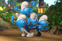 TVLine Items: The Smurfs Series, Netflix's Q-Force Trailer and More