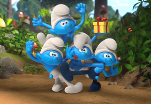 The Smurfs Series Nickelodeon