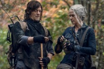 The Walking Dead Tag Team Analyzes the Premiere's Deadly Developments — and Hints at a Whopper to Come