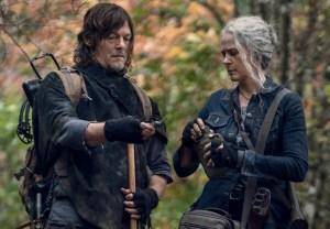 the walking dead season 11 premiere post mortem daryl vs negan