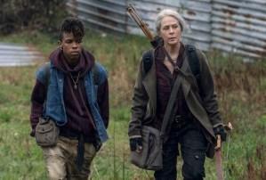 Os mortos-vivos recapitulam a 11ª temporada, episódio 3, cole duncan agatha morre