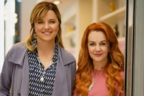 Xena Reunion Photos: Lucy Lawless Is Joined by Renee O'Connor on Acorn TV Drama -- 'The Fans Are Gonna Love It'
