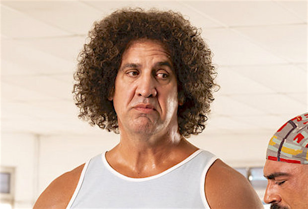 Young Rock Andre the Giant Matthew Willig