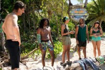 Survivor 41's First Two Ousted Players Talk Blindsides, New 'Shot in the Dark' Twist and Their Biggest Regrets
