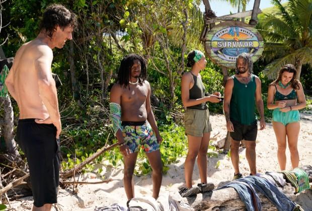 Survivor 41 Episode 1 Interviews