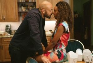 Tyler Perry's Sistas, Aaron and Karen romance
