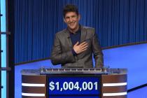 Jeopardy! Champ Matt Amodio Crosses $1 Million Mark, Notches 28th Victory