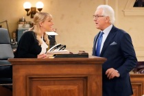 Night Court Revival Ordered to Series at NBC, With John Larroquette and Melissa Rauch -- Get First Look