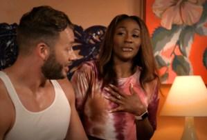 Tyler Perry's Sistas, Preston and Danni talk