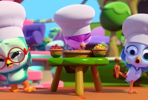 Do, Re & Mi, animated series