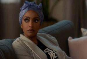 Azie Tesfai na 6ª temporada de Supergirl