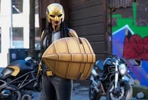 Azie Tesfai in Supergirl Season 6