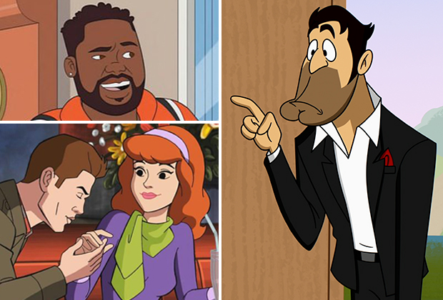 Animated TV Episodes Specials