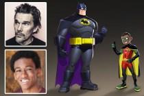 Ethan Hawke and The Good Place Alum AJ Hudson to Voice Batman and Robin on Cartoon Network's Batwheels