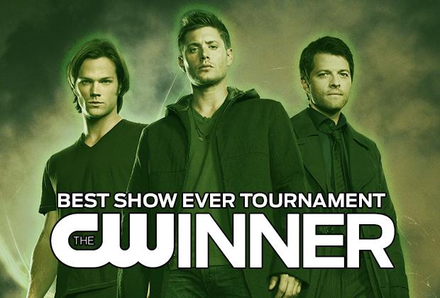 Best CW Show Ever Supernatural