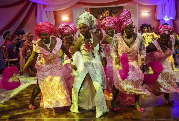 Bob Hearts Abishola Wedding