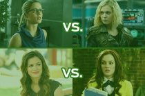 The CW's Best Show Ever Tournament: Arrow vs. The 100, Hart of Dixie vs. Gossip Girl in Sweet 16 Round