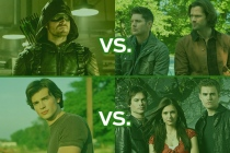 The CW's Best Show Ever: Final Four Poll!