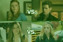The CW's Best Show: Nancy Drew vs. Originals! OTH vs. LUX!