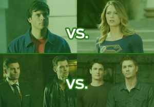 Best CW Show Ever