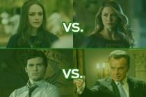 CW Tournament: Legacies vs. Supergirl! Smallville vs. Reaper!