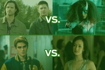 'The CW's Best Show Ever' Tournament Begins: Supernatural vs. Batwoman! Nikita vs. Riverdale!