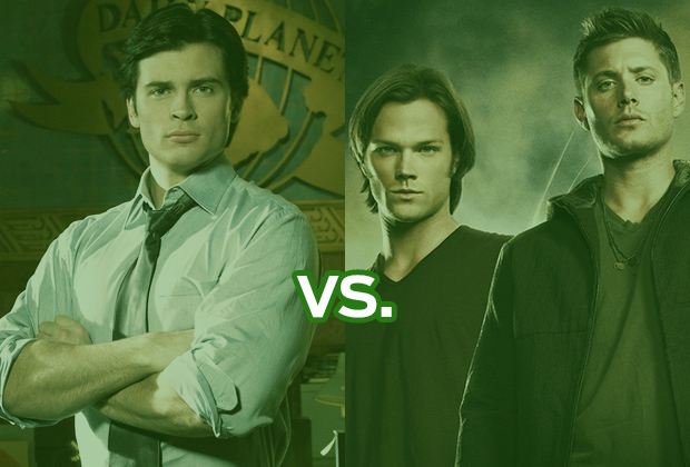The CW's Best Show Ever Tournament: It's Smallville vs. Supernatural in the Final Round! — Cast Your Vote NOW
