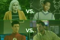The CW's Best Show Ever Tournament: iZombie vs. Everybody Hates Chris! Flash vs. Walker!