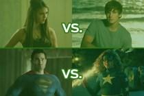 The CW's Best Show Ever Tournament: The Vampire Diaries vs. 90210! Superman & Lois vs. Stargirl!