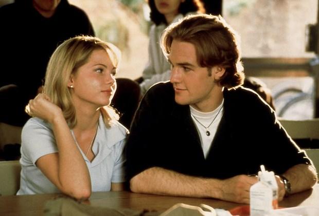 DAWSON'S CREEK, Michelle Williams, James Van Der Beek, Pilot, 1st yr, 1998, 1998-present