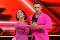 Dancing With the Stars: Cheryl Burke Tests Positive for COVID Ahead of Live Show -- Watch Her Announcement