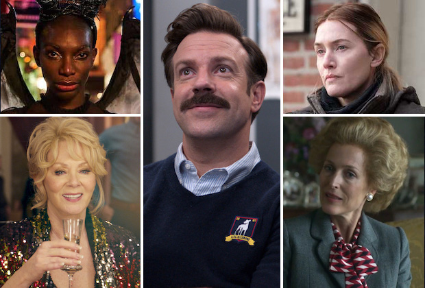 Emmys 2021: The Crown, Ted Lasso, Mare of Easttown and Hacks Are Night's Big Winners; Netflix Dominates